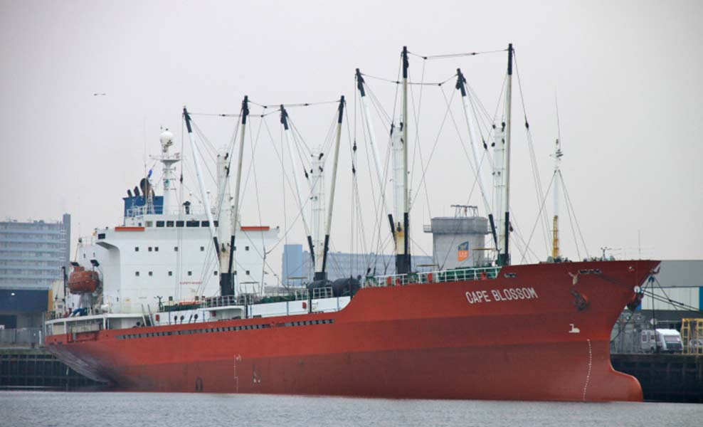 agder-ocean-shipping-norway-Cape-Blossom-November-2010